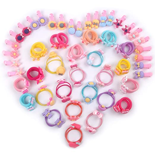 Christmas Gifts For Girls Age 9.Newisdom Hair Accessories For Girls Best Christmas Birthday Gifts For Little Girls