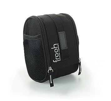 Frooh® Toiletten Tasche S: Die Kompakte Toilettentasche Für ... Kompakte Designer Toiletten