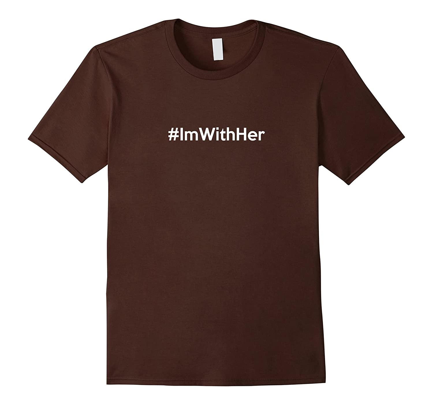 #ImWithHer Hashtag I'm with Her T-Shirt-BN
