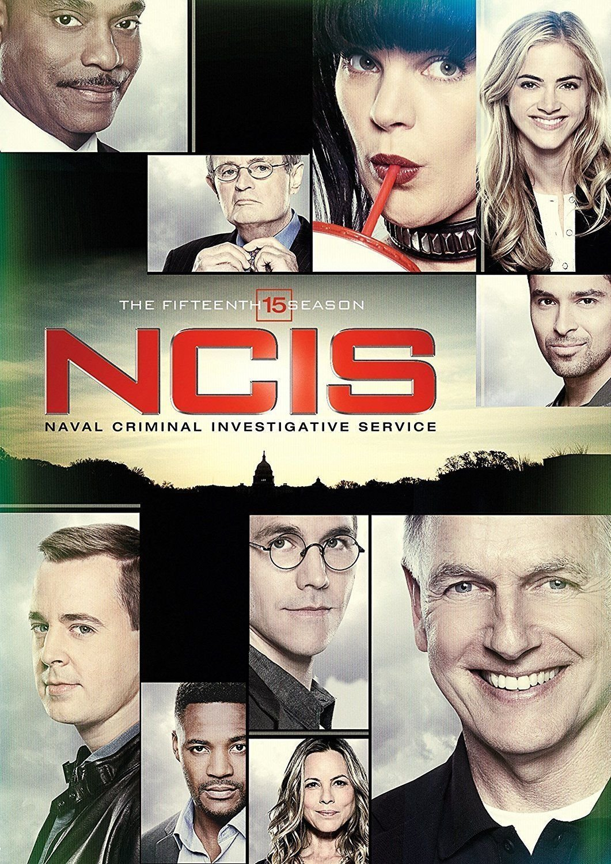 NCIS Naval Criminal Investigative Service: The Fifteenth Season 15 (5-Disc Set)
