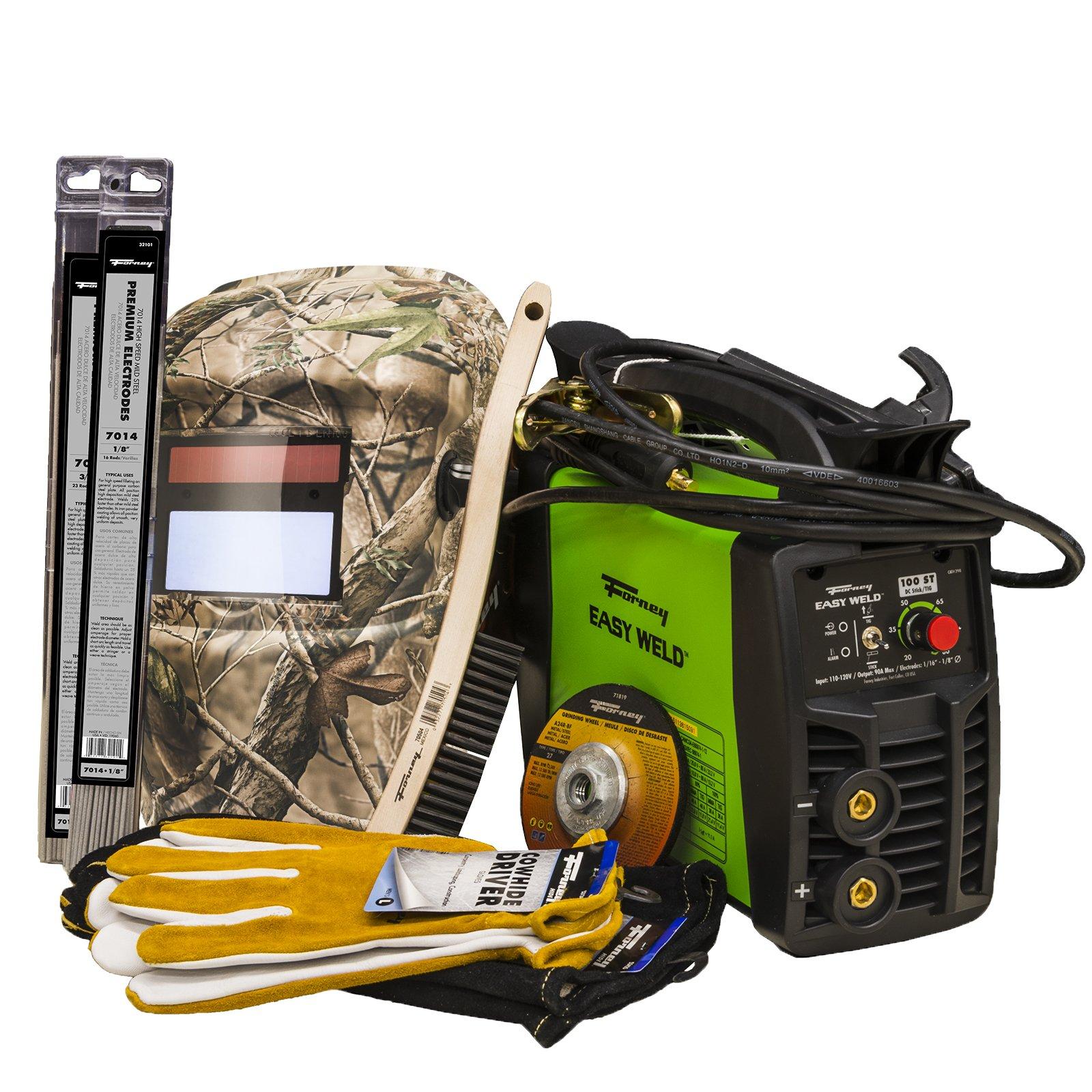 Forney 29801 100ST Welder Start-Up Kit