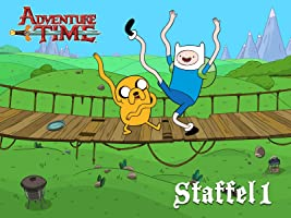 Adventure Time - Staffel 1