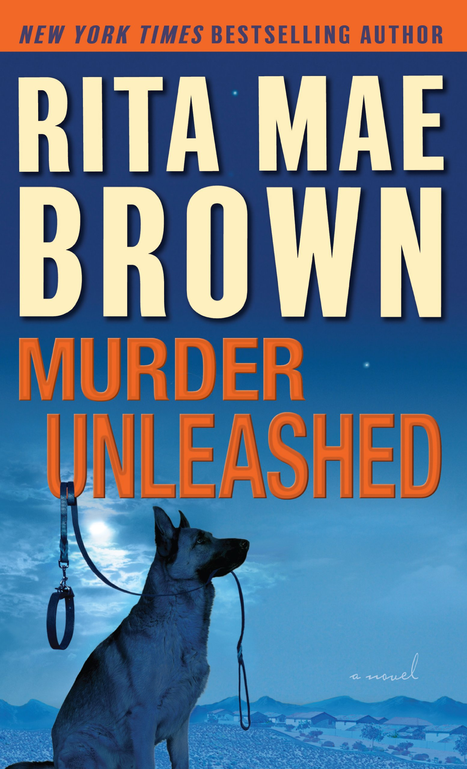 Read Online Murder Unleashed (Wheeler Large Print Book Series) ebook