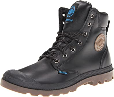 Men's PAMPA SPORT CUFF black waterproof boots in 2019