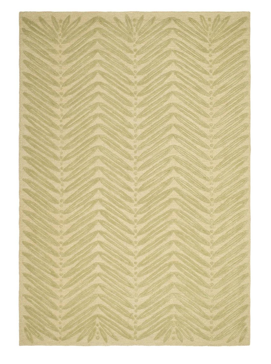 Safavieh Martha Stewart, MSR3612B Chevron Leaves Area Rug – Oolong Tea