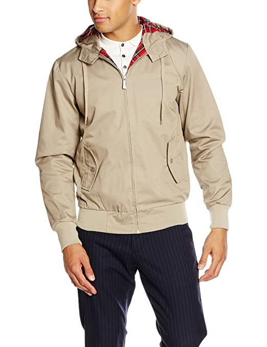 HARRINGTON Giacca Opinioni Harrington uomo HOODED da per RqOI4fOwE