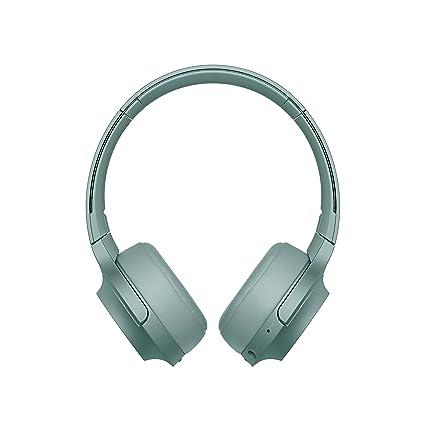 Sony WHH800 - Auriculares de Diadema inalámbricos (H.Ear, Hi-Res Audio