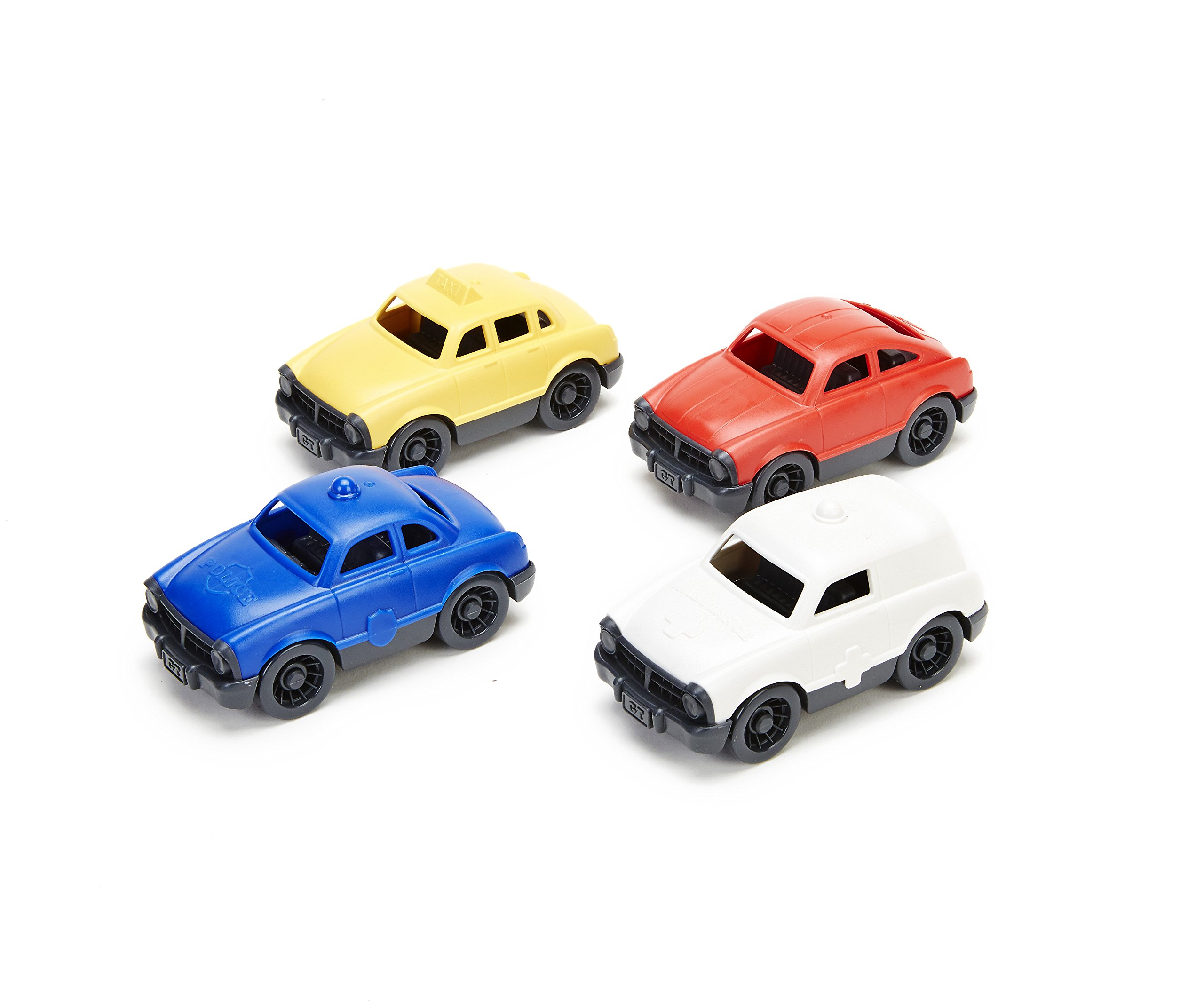 Green Toys Mvp1-1165 Mini Vehicle 4-Pack 14