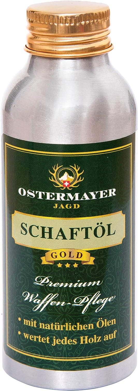 Ostermayer Jagd cuidado de arma, aceite para el fusil GOLD