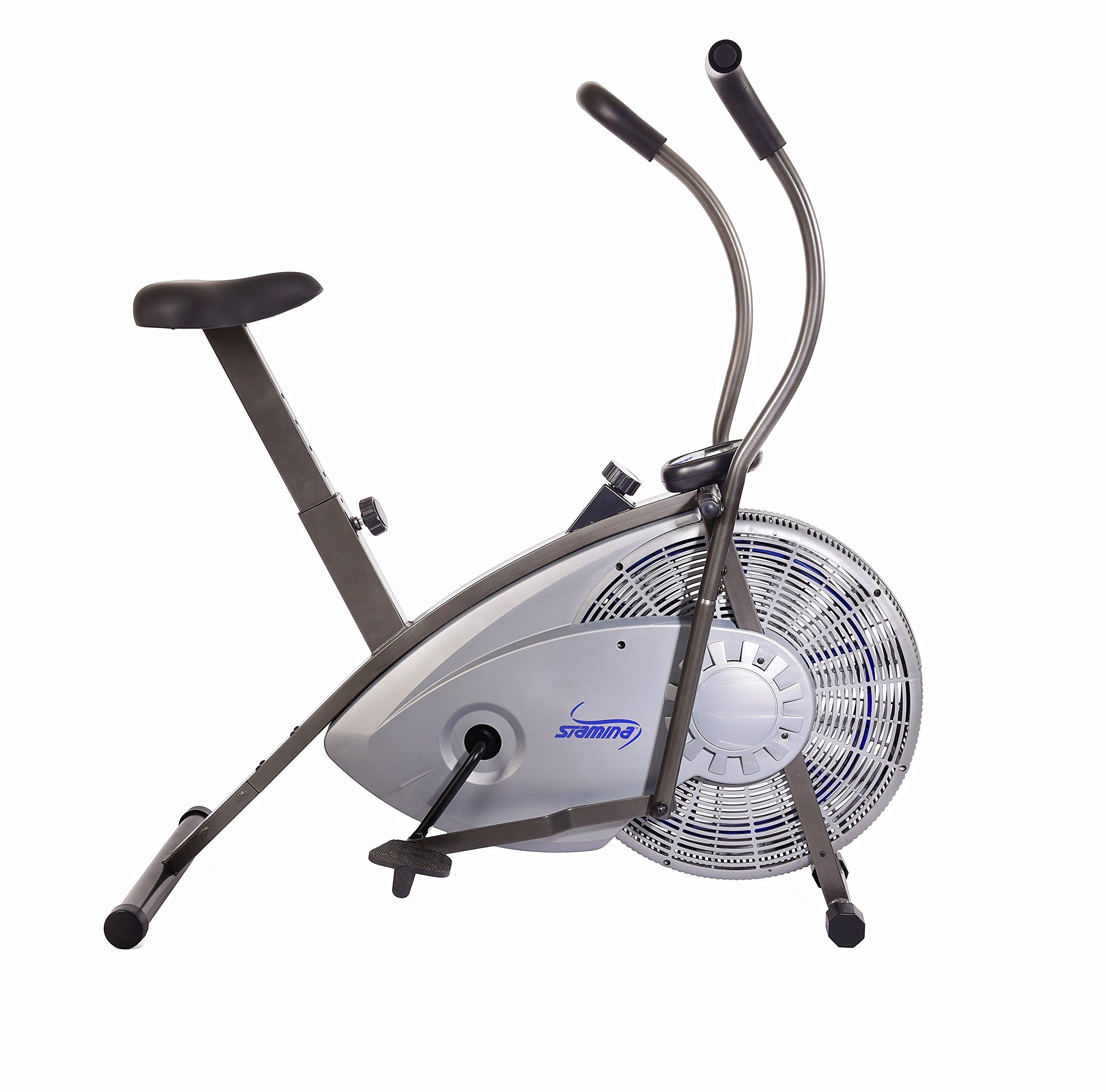 Stamina ATS Air Resistance Exercise Bike by Stamina
