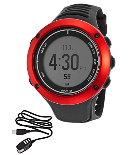 Amazon Suunto Ambit 2s Sport Watch Red Sports Outdoors