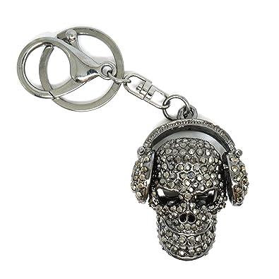 Amazon.com: Teri del boutique calavera cara w/auriculares ...
