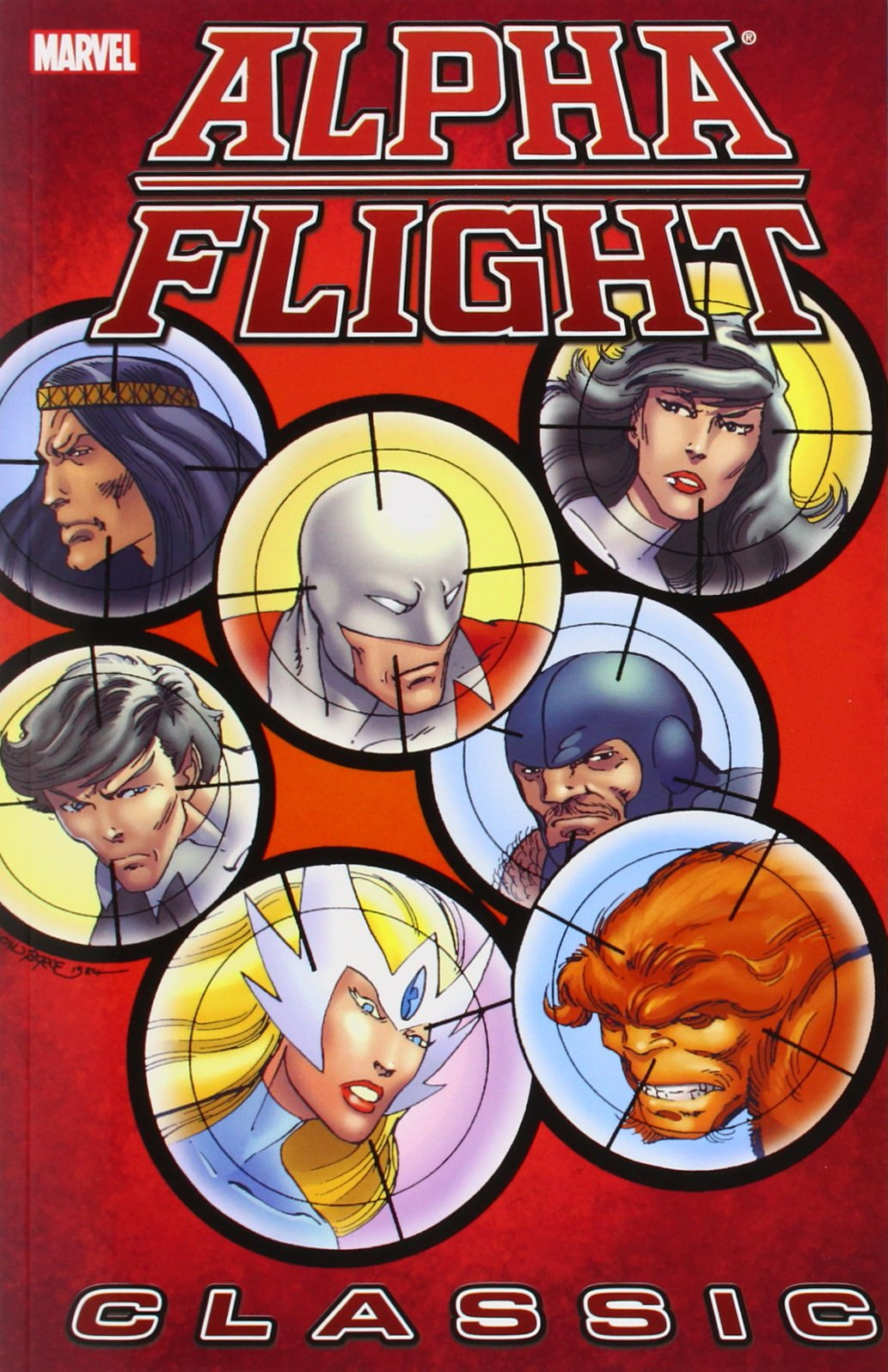 Alpha Flight Classic - Volume 2 (v. 2) pdf epub