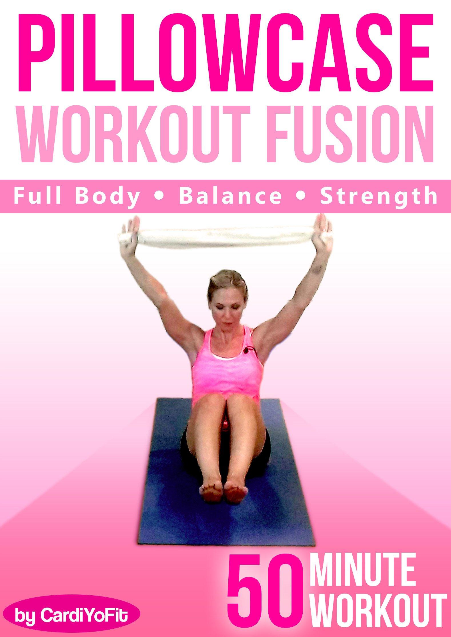 Watch 50 min Fitness Workout + Pilates + Yoga + Cardio - Fun ...