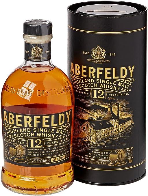 10 opinioni per Aberfeldy Scotch Whisky Single Malt 12 Anni