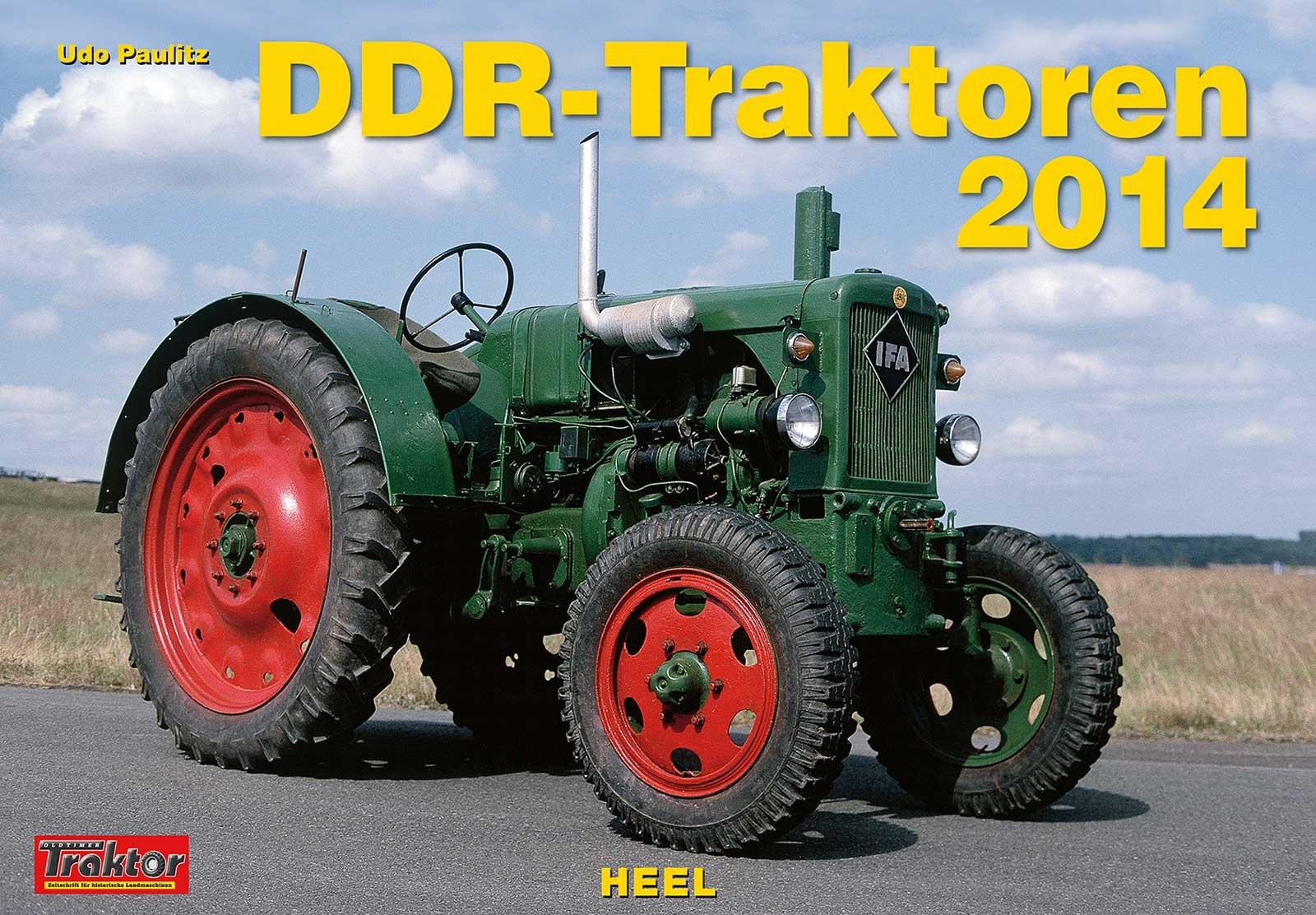 DDR Traktoren 2014