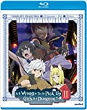 Is It Wrong To Try To Pick Up Girls In A Dungeon: Season 2 [Blu-ray]