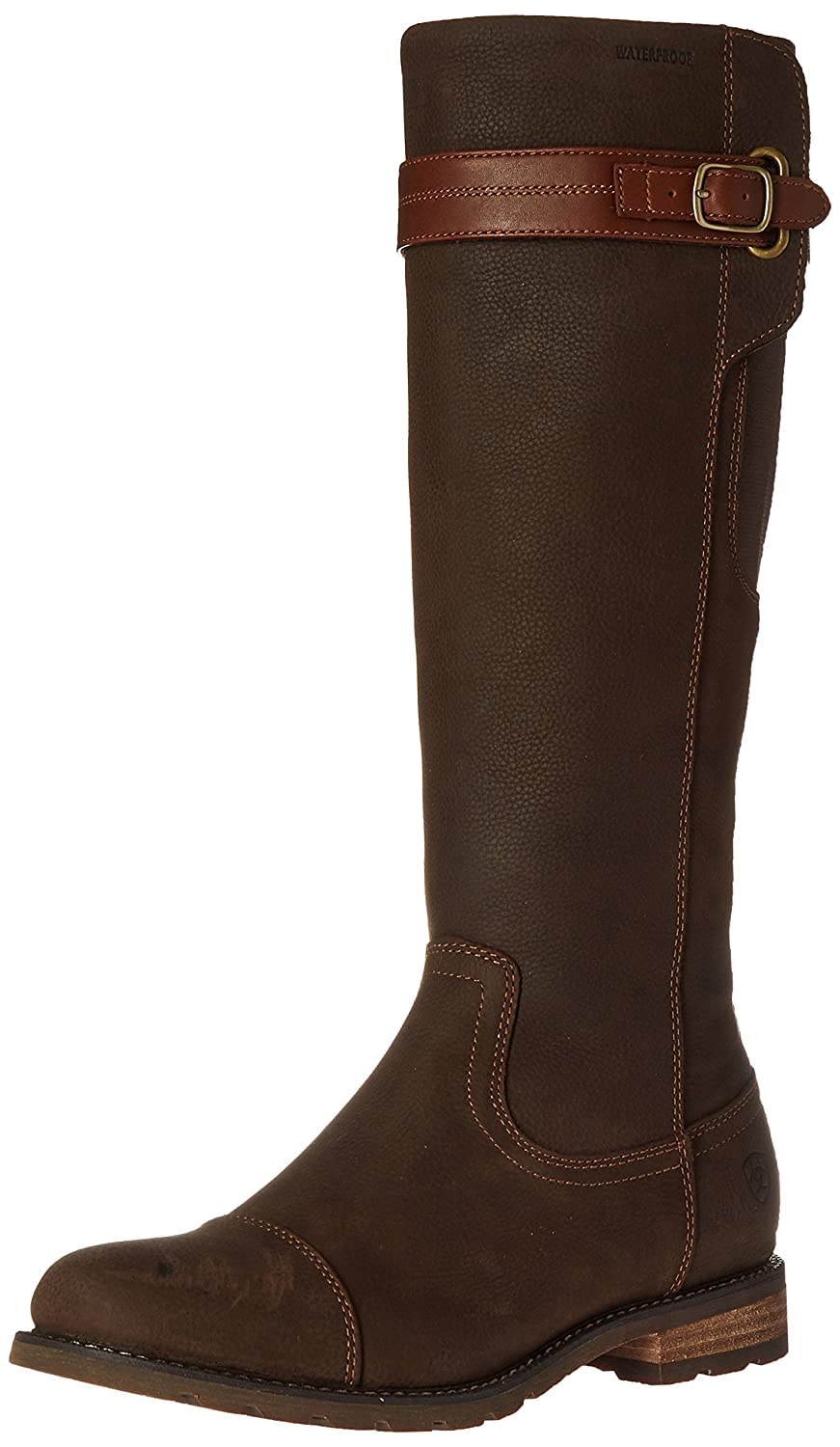 Ariat Women's Stoneleigh H2O English Paddock Boot B01BQT5JTK 8 B(M) US|Guinness