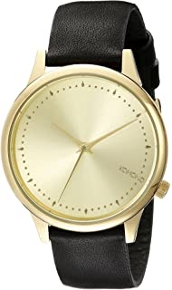 KOMONO Women s KOM-W2453 Estelle Classic Gold-Tone Stainless Steel Watch ca70643fd80