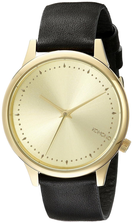KOMONO Women s KOM-W2453 Estelle Classic Gold-Tone Stainless Steel Watch