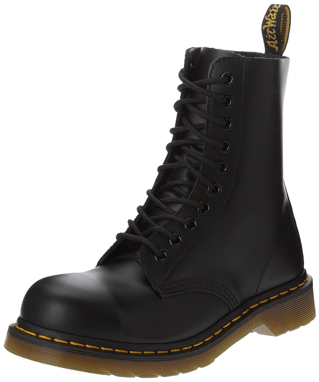 Dr. Martens Classic 1919 Steel Toe Boot B003ZYQSEU 6.5 M UK / 7.5 D(M) US Men, 8.5 B(M) US Women|Black