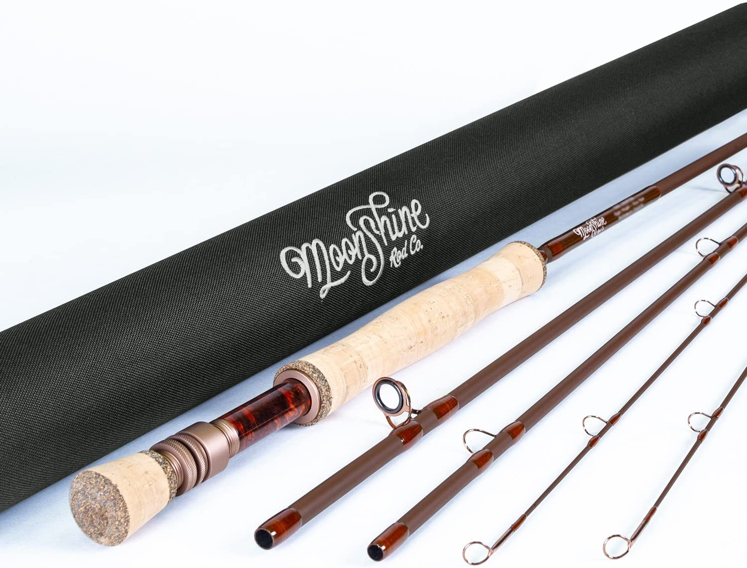 best saltwater fly rods: Moonshine Rod Co. The Drifter Series Fly Fishing Rod