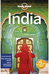Lonely Planet India (Travel Guide) Paperback