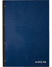 Summit A4 Refill Pad, 400 Pages, Pack of 5