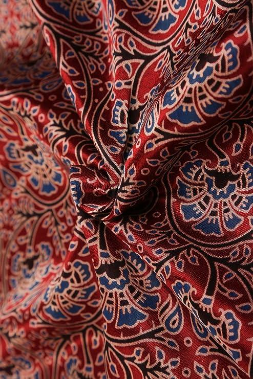 Tela Mashru pura de 2,5 metros, tela de tela india hecha a mano ...