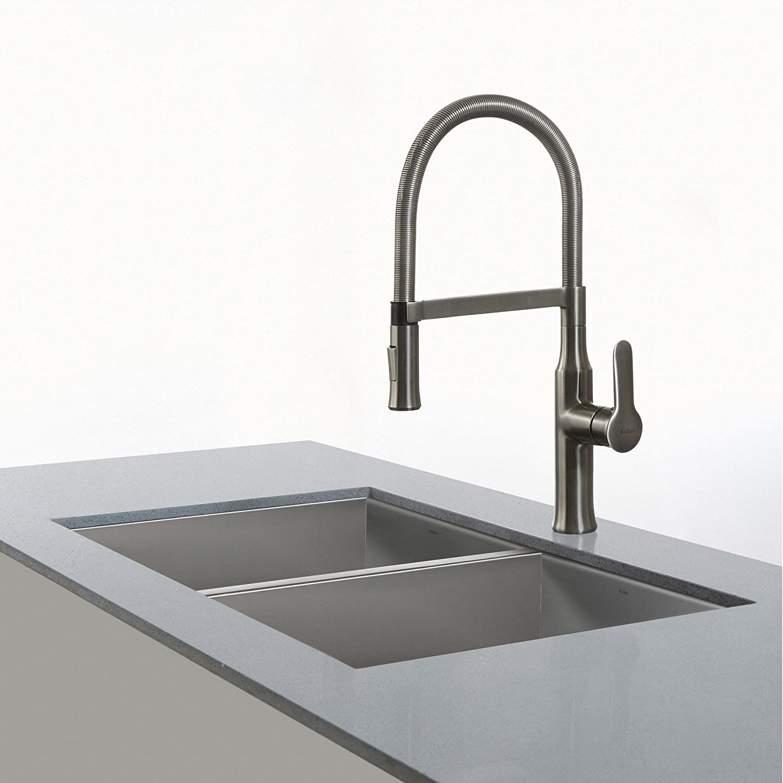 Kraus KPF-1640SS Kitchen Sink Faucet
