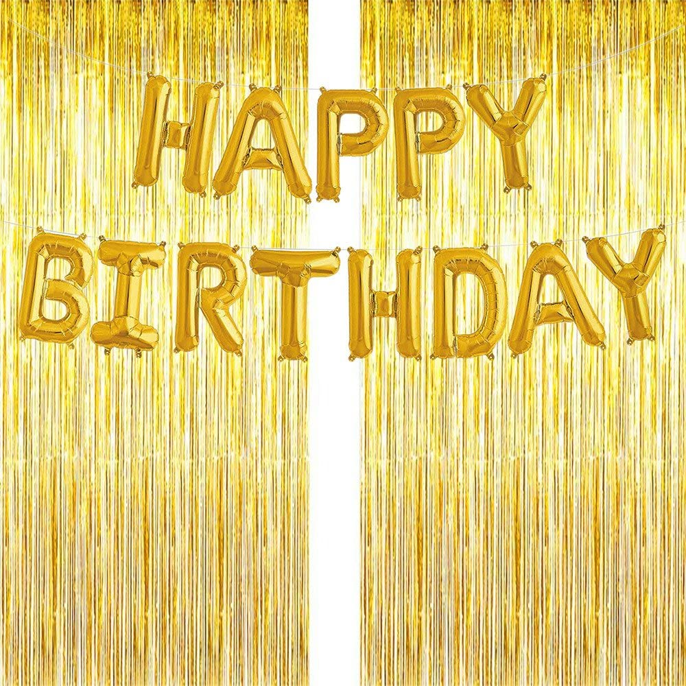 Black /& Yellow Swirl Deco Personalized Birthday Party Thank You Cards
