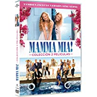 Pack: Mamma Mia 1 + Mamma Mia 2
