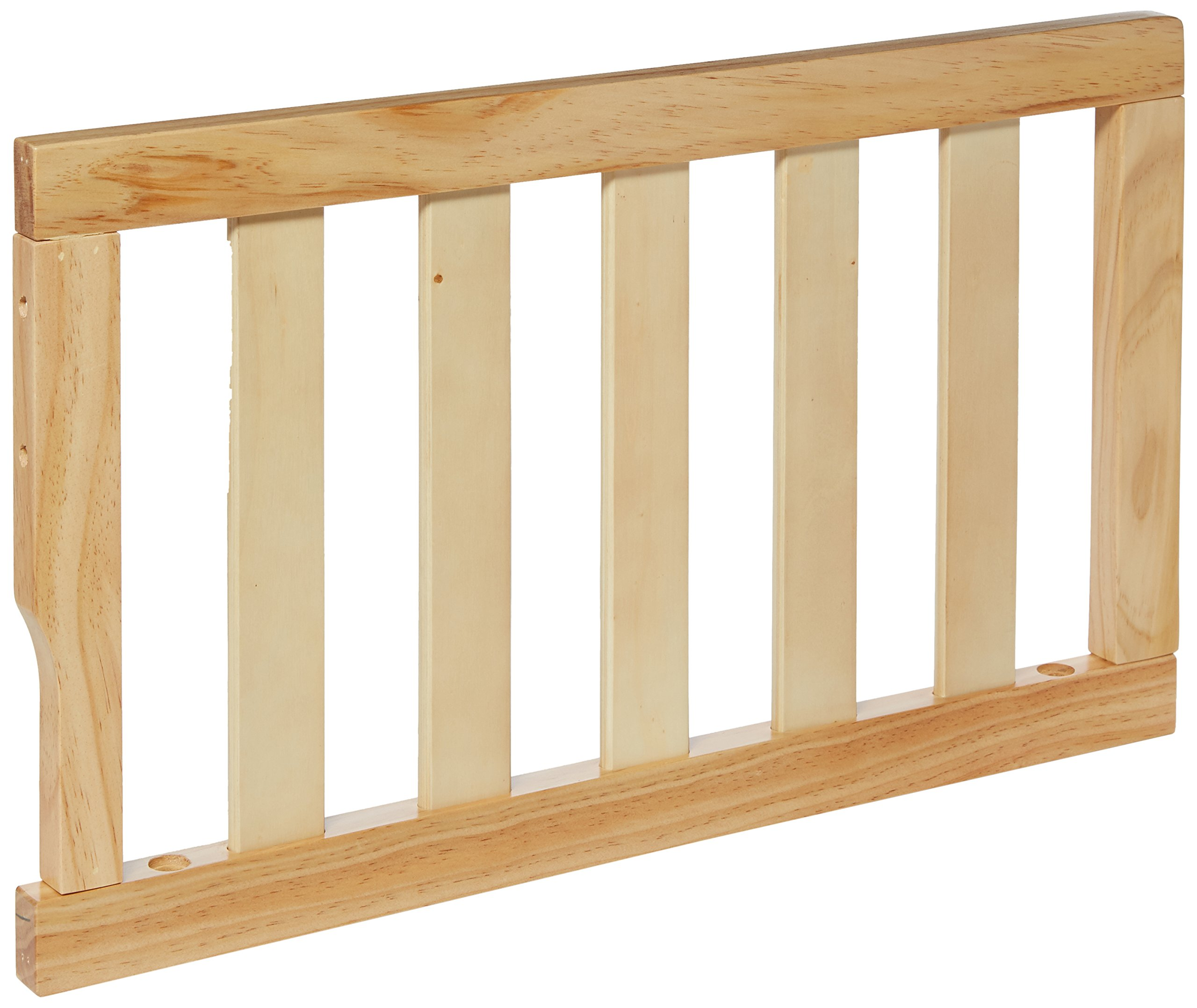 Dream On Me Universal Convertible Crib Toddler Guard Rail, Natural