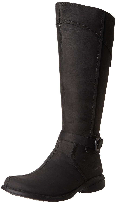 Amazon.com   Merrell Women's Captiva Buckle-Up Waterproof Boot ...