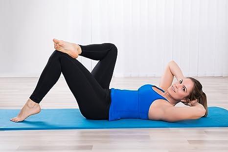Maximo Fitness Colchoneta para Ejercicios Extra Gruesa - Colchoneta Antideslizante para Gimnasio 183 cm Largo x 60 cm Ancho x 1.5 cm Espesor Pilates, Yoga, ...