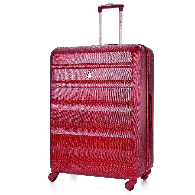 26, vino Aerolite ABS hardshell Equipaje Maleta