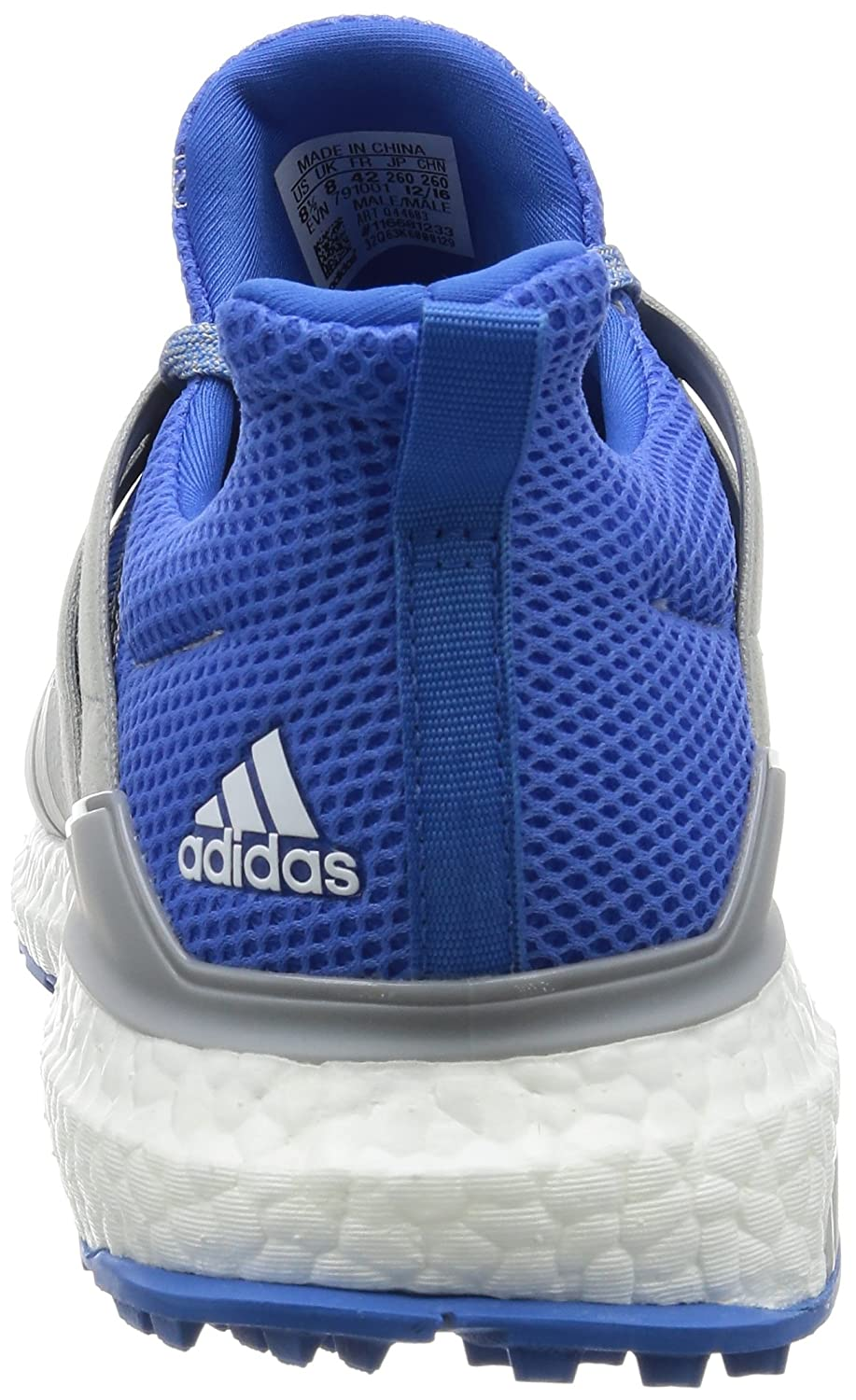 separation shoes 536b4 01950 adidas Crossknit Boost Golf Schuhe, Herren, Herren, Crossknit Boost,  Grauweiß, 40.6 Amazon.de Sport  Freizeit