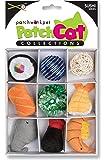 """Patchwork Pet PatchCat Sushi Box, 7"""""""