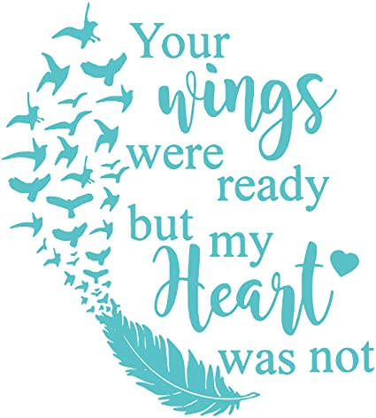 Amazoncom Omega Your Wings Were Ready But My Heart Was Not Vinyl