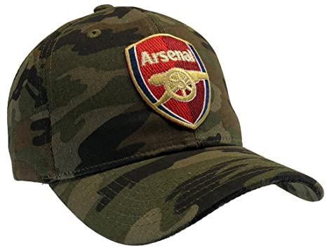 7d4f95aa9da Image Unavailable. Image not available for. Color  USNAVYSUBVET Arsenal Hat  Camouflage Soccer Ball Cap