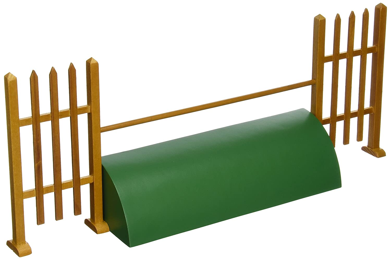 Breyer Maßstab 1  9 Traditionelle springt und Training Zubehör Hunter Rolle Top Jump