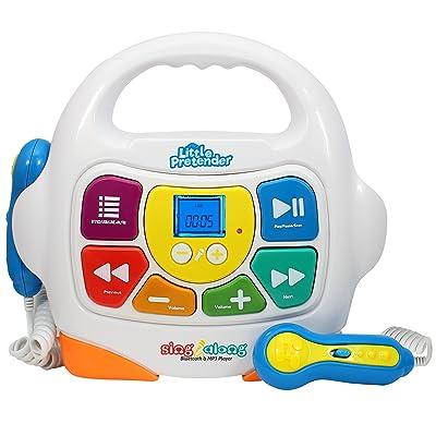 Little Pretender CD Kids Karaoke Machine
