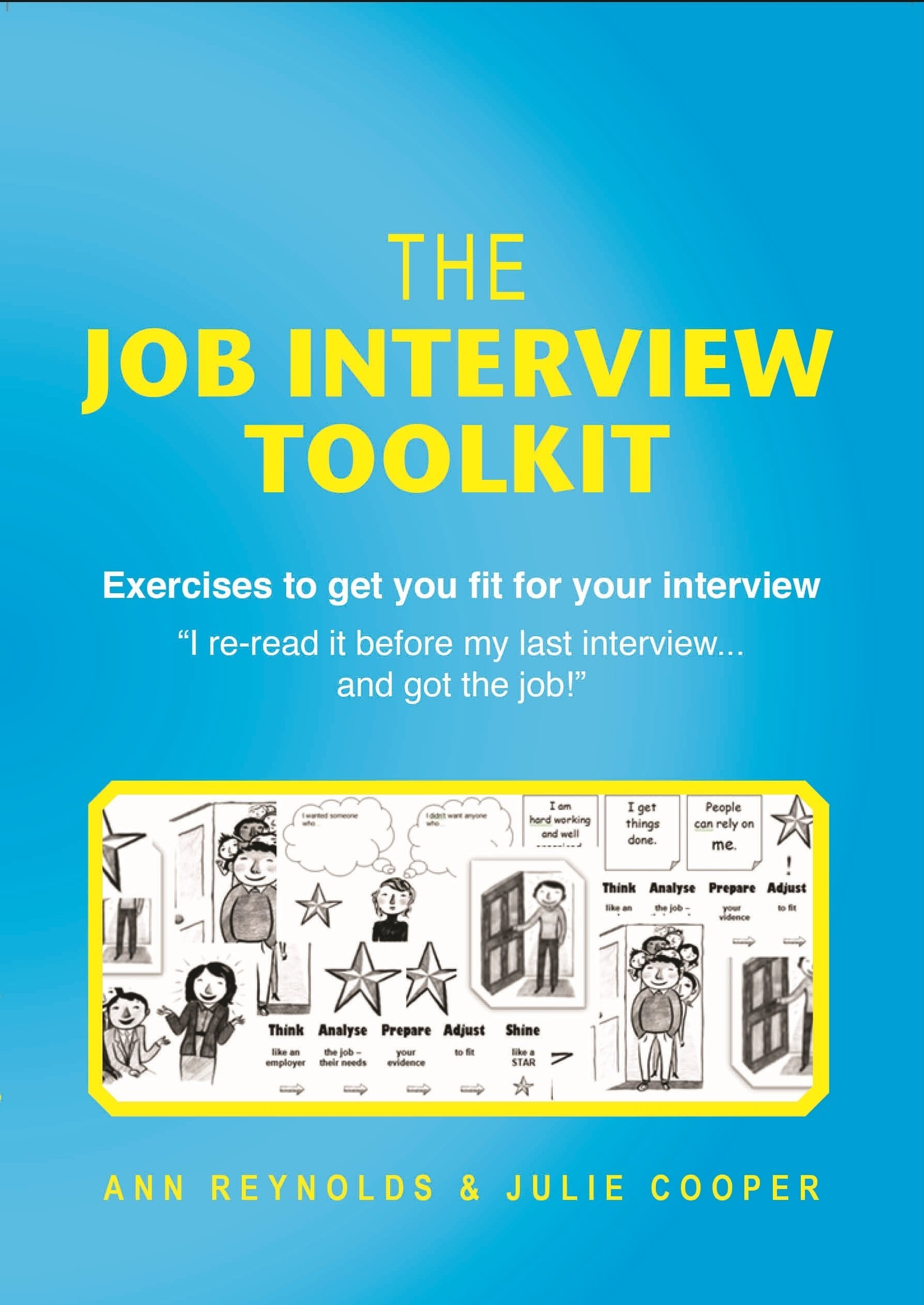 amazon com the job interview toolkit exercises to get you fit amazon com the job interview toolkit exercises to get you fit for your interview 9780955968020 ann e reynolds julie cooper becky gilbey books