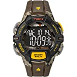Timex Men's Ironman 30 Lap | Interval Timer Rugged Camo | Sport Watch TW5M02100