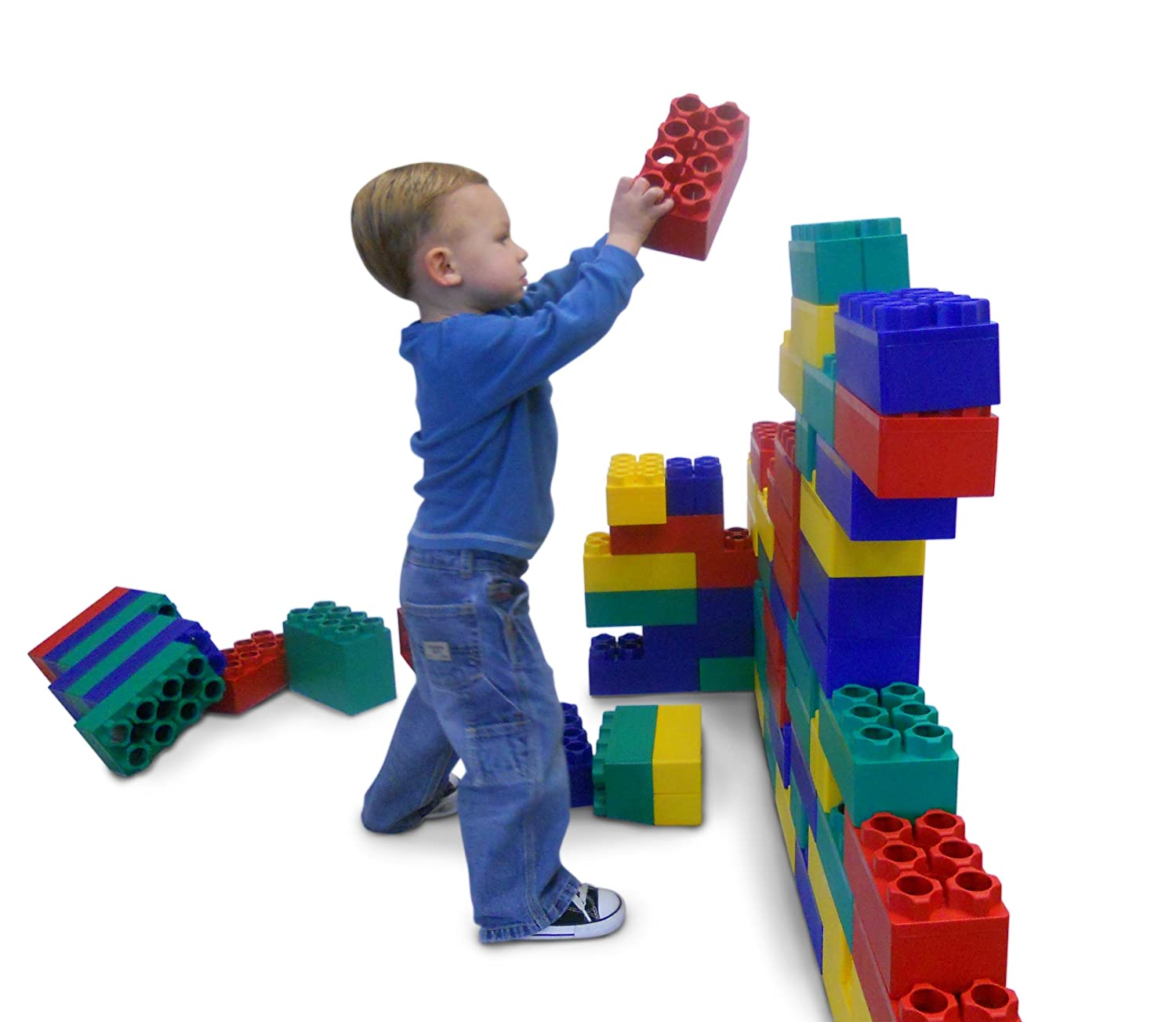 Lego Assorted Building Blocks