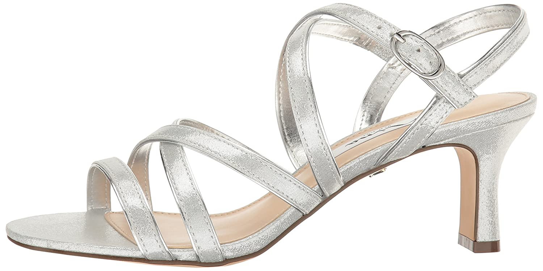 0215a7567 Dámské sandále Silver B075275YYT Fy- Nina Women Genaya Fy- Silver 0168f3d -  catuma.club