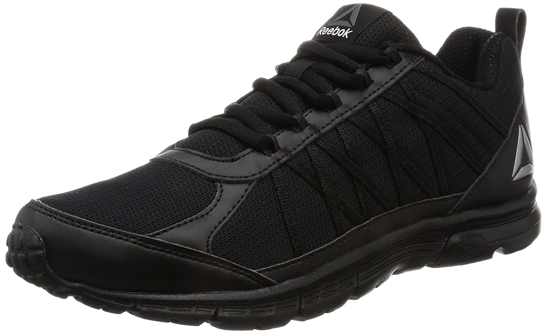Reebok Bd5447, Zapatillas de Trail Running para Hombre 42 EU|Negro (Black / Black / Silver)