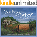 H is for Hawkeye: An Iowa Alphabet (Discover America State by State)