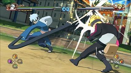 Naruto Shippuden Ultimate Ninja Storm 4: Road To Boruto ...