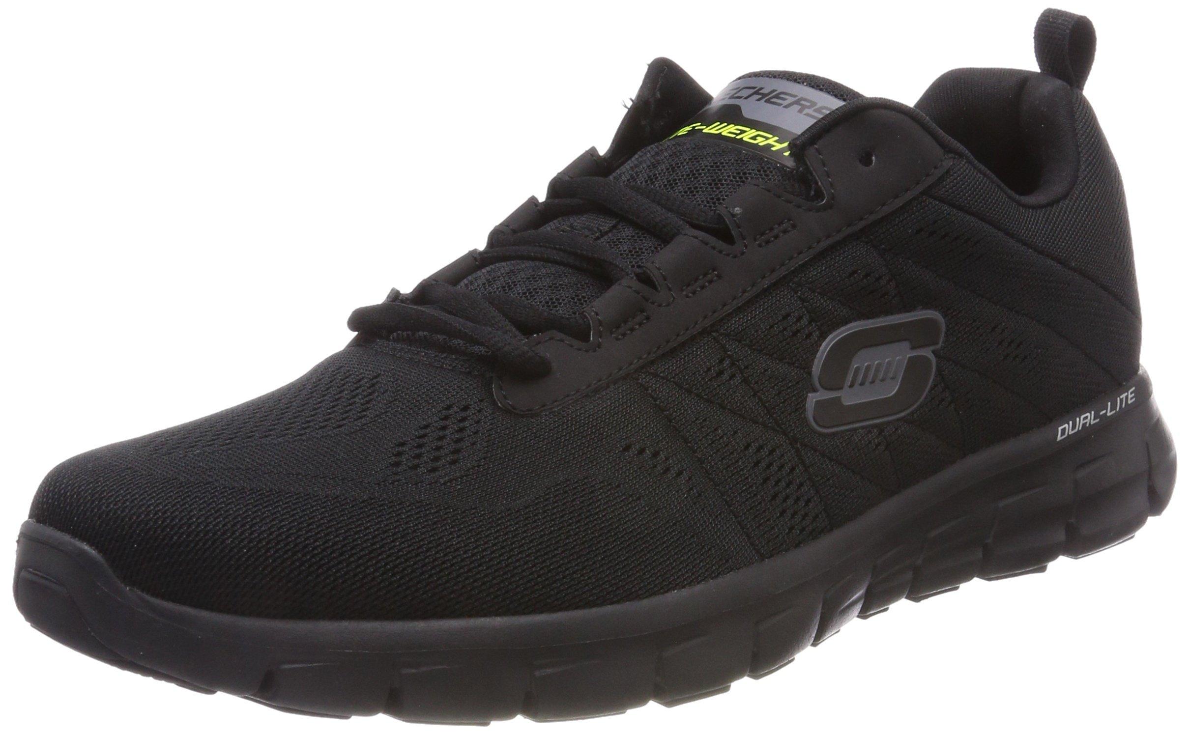 Skechers Synergy Power Switch Men's Running Shoes Black 11